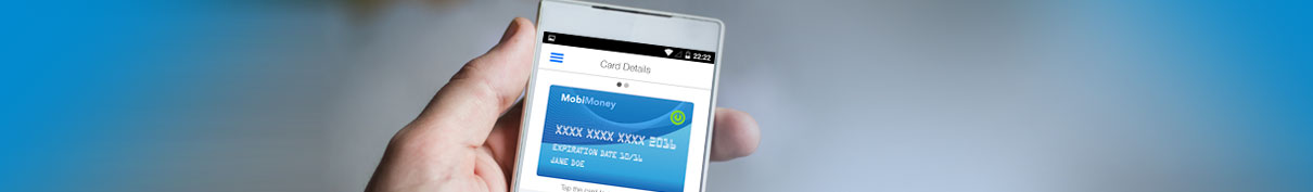 MobiMoney banner photo